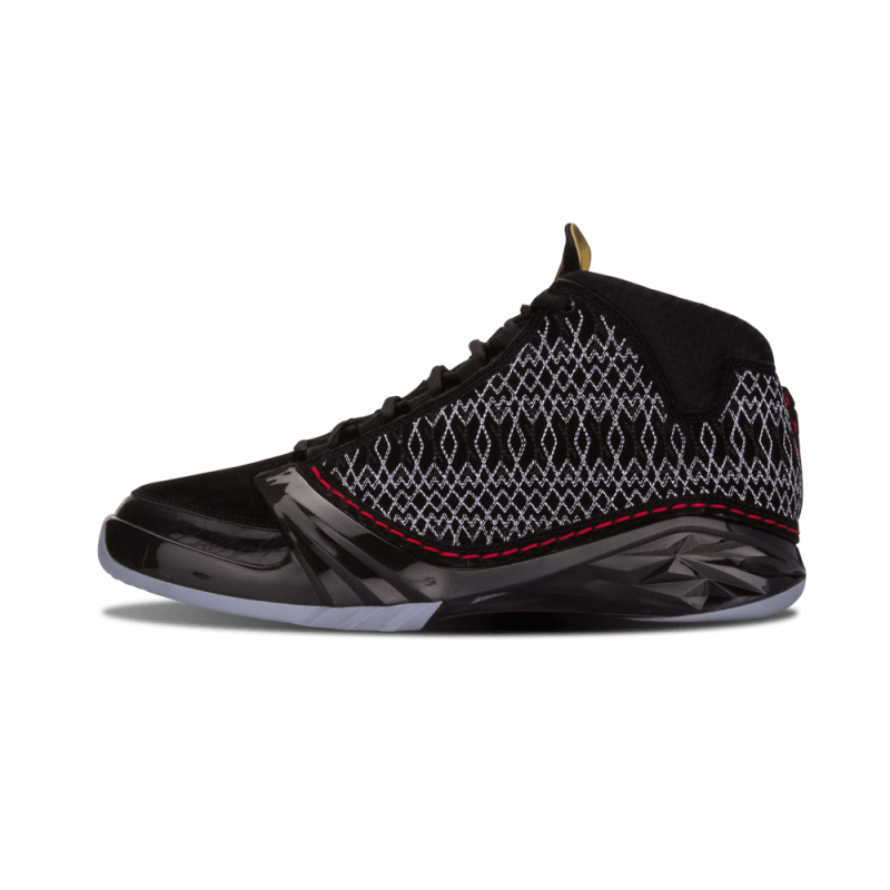 Air Jordan 23 Black/Varsity Red-Stealth 318376-001 Cyber Monday