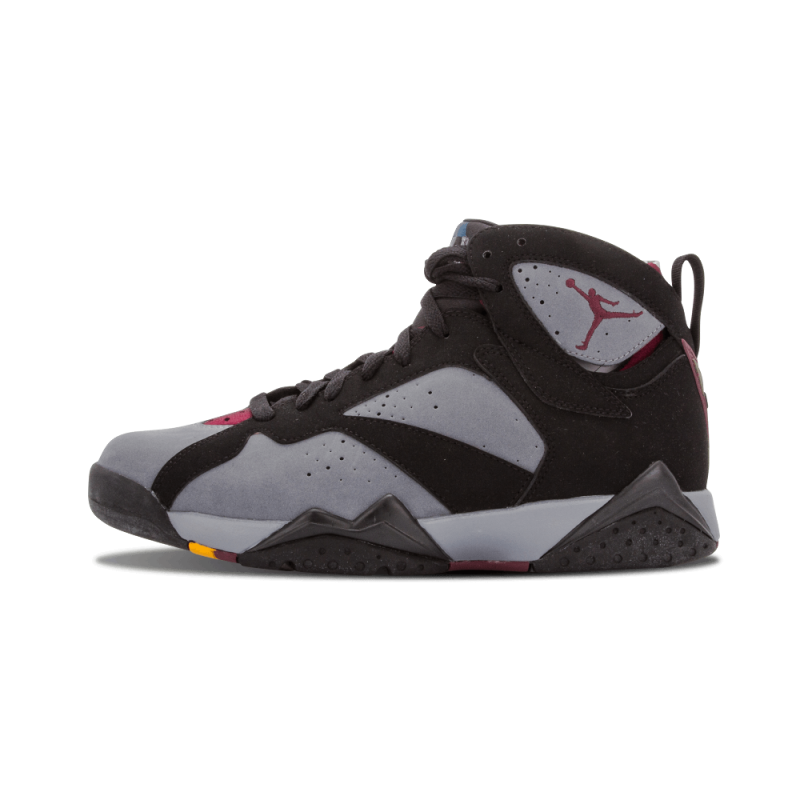 "Air Jordan 7 Retro ""Bordeaux"" Black/LT Graphite-Bordeaux 304775-003"