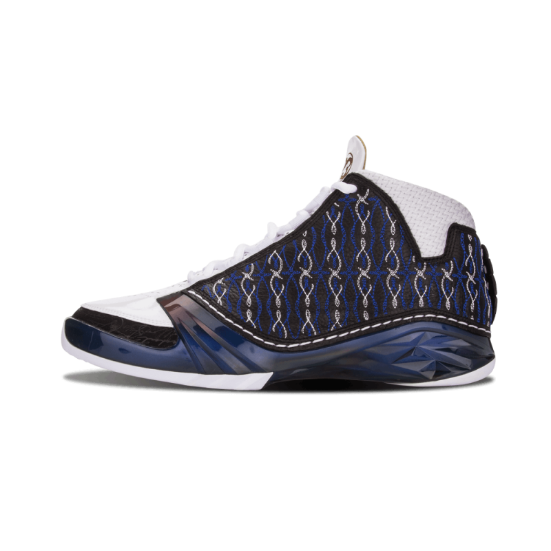 "Air Jordan 23 ""Motorsports"" Black/Varsity Royal White 318376-011"