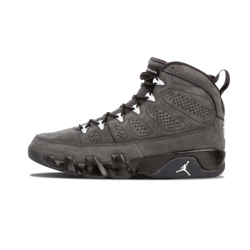 "Air Jordan 9 Retro ""Anthracite"" Anthracite/White 302370-013 Cyber Monday"