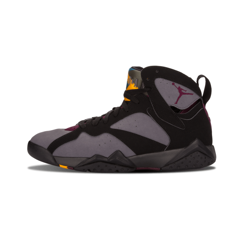 "Air Jordan 7 Retro ""Bordeaux 2015"" Black/Brdx-Graphite 304775-034"