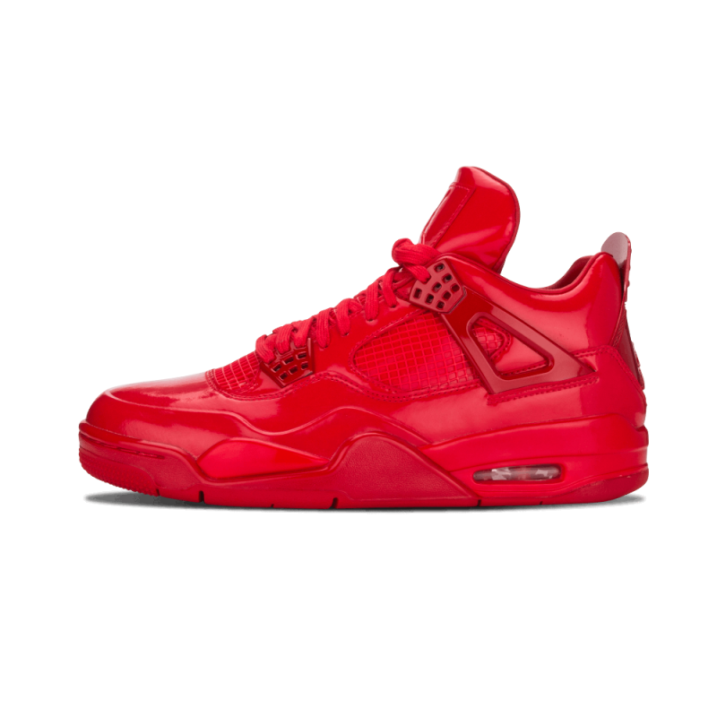 "Air Jordan 4 11Lab4 ""University Red"" University Red/White 719864-600"