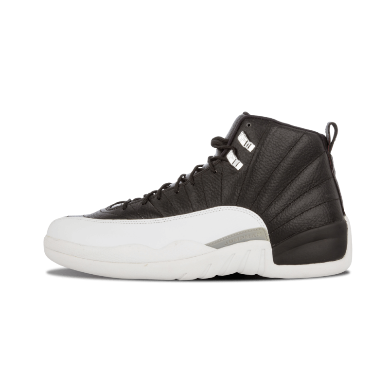 "Air Jordan 12 Retro ""Playoffs"" Black/Varsity Red-White 130690-001"