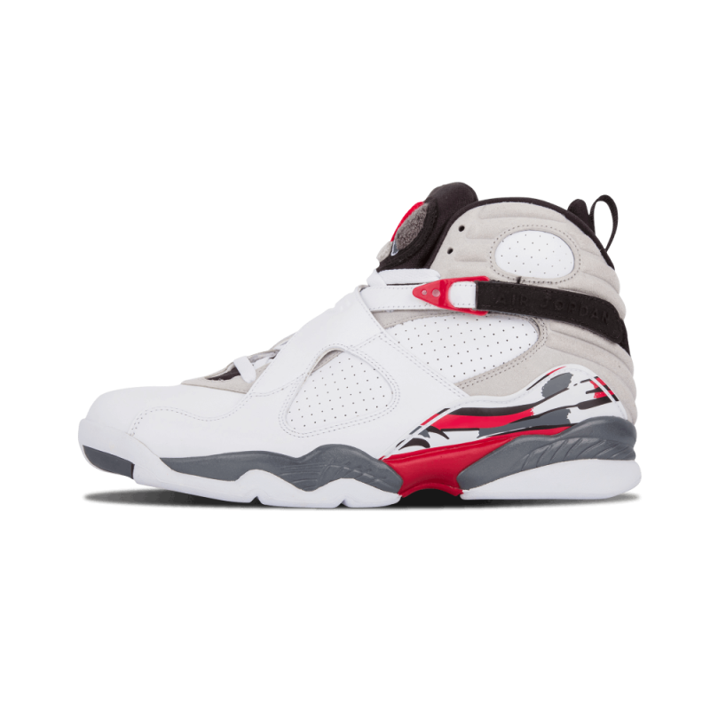 "Air Jordan 8 Retro ""Countdown Pack"" White/Black-True Red 305381-103"