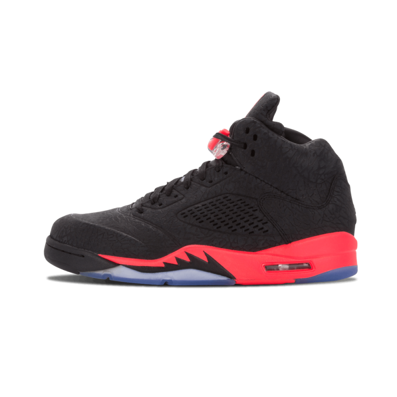 "Air Jordan 5 3Lab5 ""3Lab5"" Black/Red 599581-010 Black Friday"