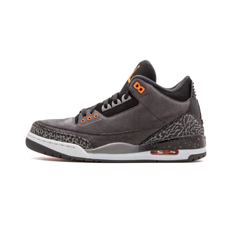 "Air Jordan 3 Retro ""Fear Pack"" Nght Stdm/Black 626967-040 Black Friday"
