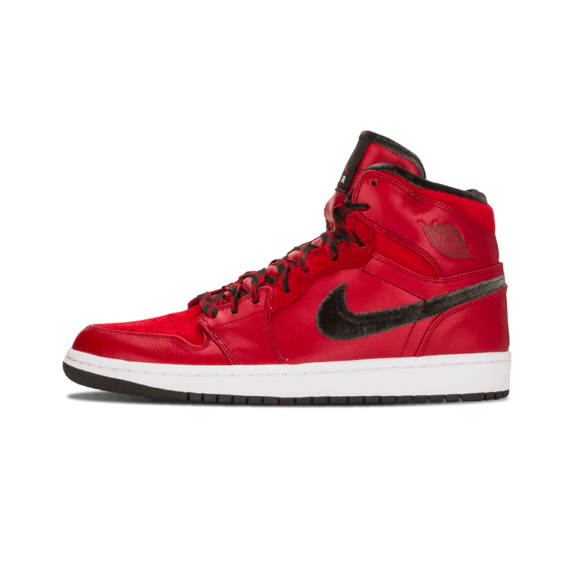 Air Jordan 1 Retro Hi Premier Varsity Red/Dark Army-White 332134-631