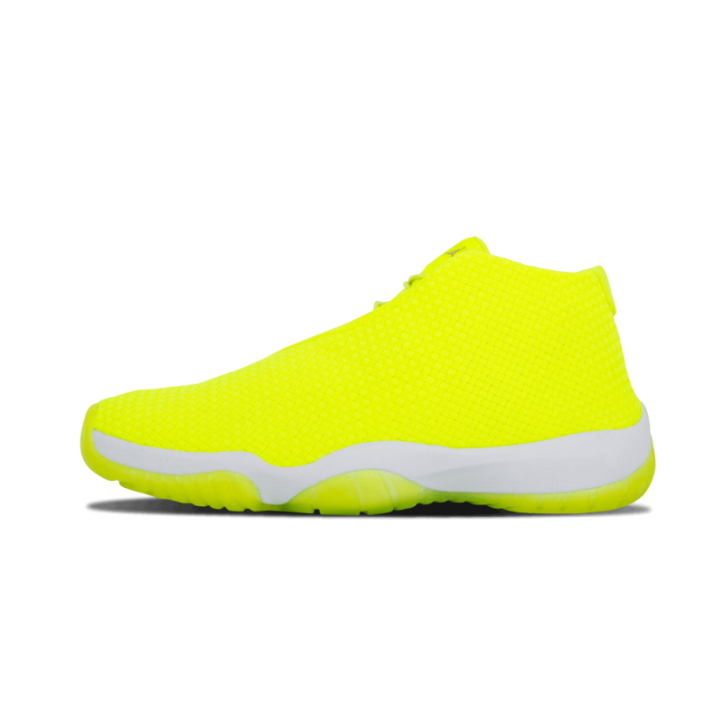 "Air Jordan Future ""Volt"" Volt/Volt-White 656503-720 Cyber Monday"
