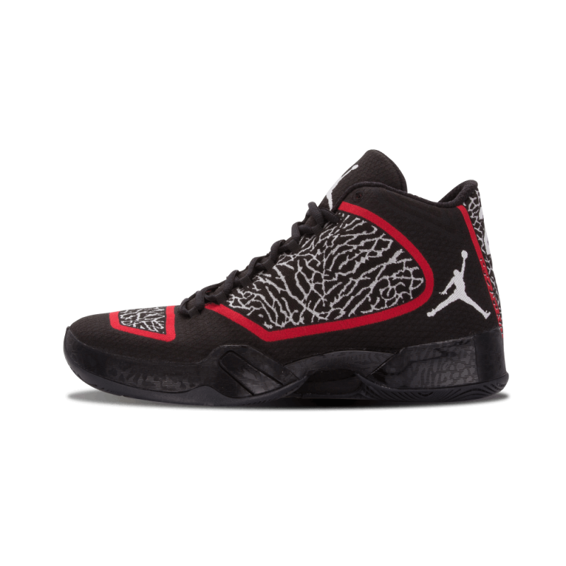 "Cyber Monday Air Jordan 29 ""Gym Red"" Black/White-Gym Red 695515-023"
