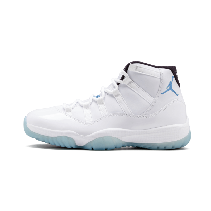 "Air Jordan 11 Retro ""Legend Blue"" White/Legend Blue 378037-117"