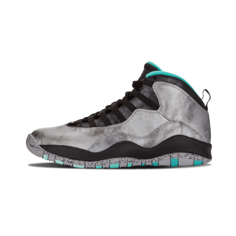"Air Jordan 10 Retro 30th ""Lady Liberty"" DUST/Metallic Gold-Black-Retro 705178-045"
