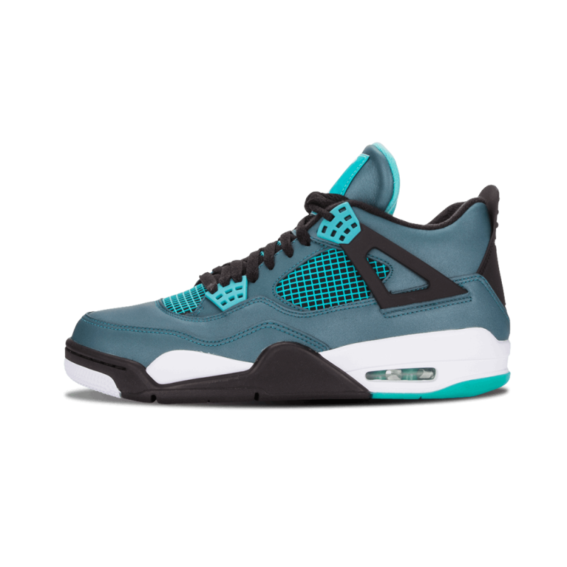 "Air Jordan 4 Retro 30th ""Teal"" Teal/White-Black 705331-330 Cyber Monday"