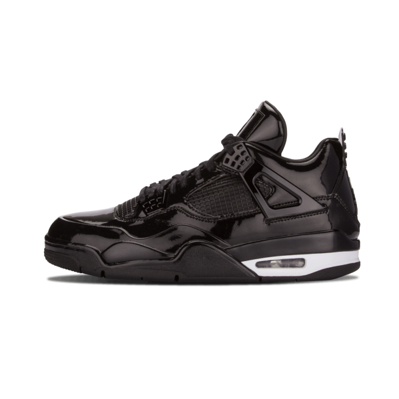 "Air Jordan 4 11Lab4 ""11Lab4"" Black/White 719864-010 Cyber Monday"