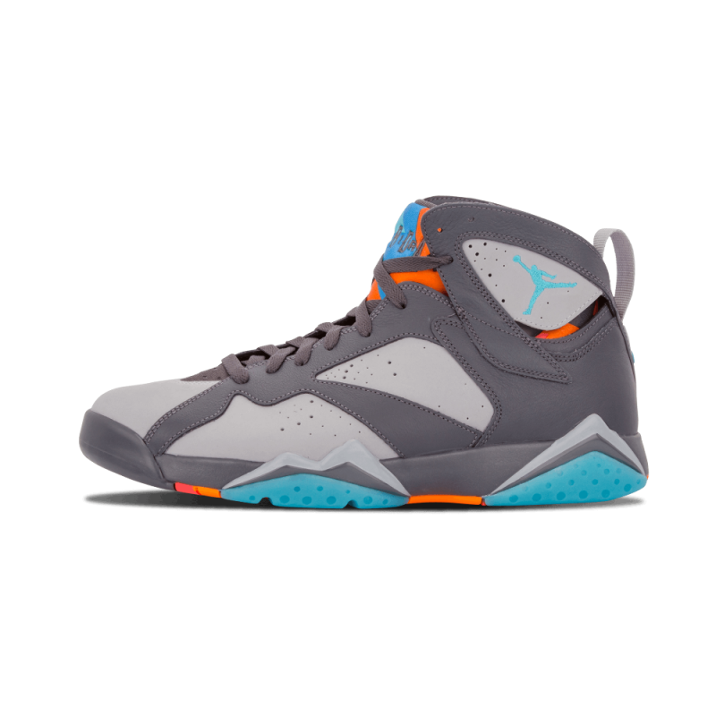 "Air Jordan 7 Retro ""Barcelona Nights"" Grey/Blue-Grey 304775-016"
